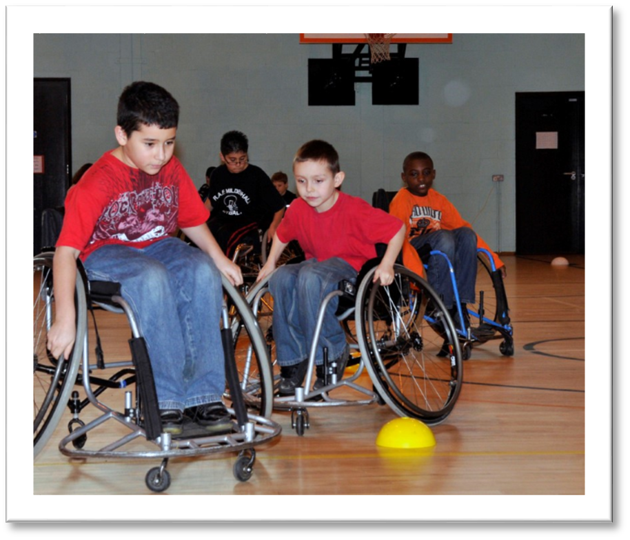 Adapted PE: Successful Inclusion Strategies